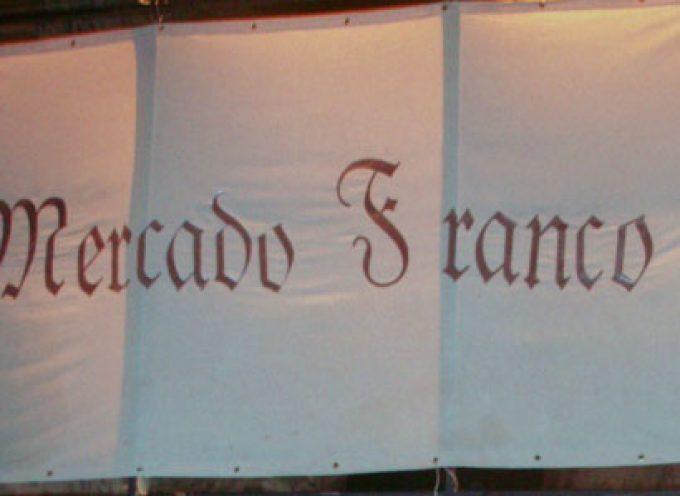 ¿Quieres participar en el Mercado Franco de la Fiesta de la Candelaria de Dos Torres?