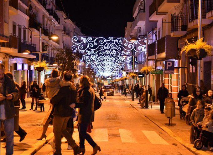 La calle Mayor de Pozoblanco, peatonal por dos días