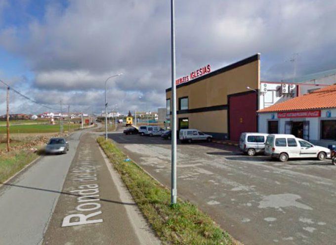 Accidente de tráfico en Dos Torres