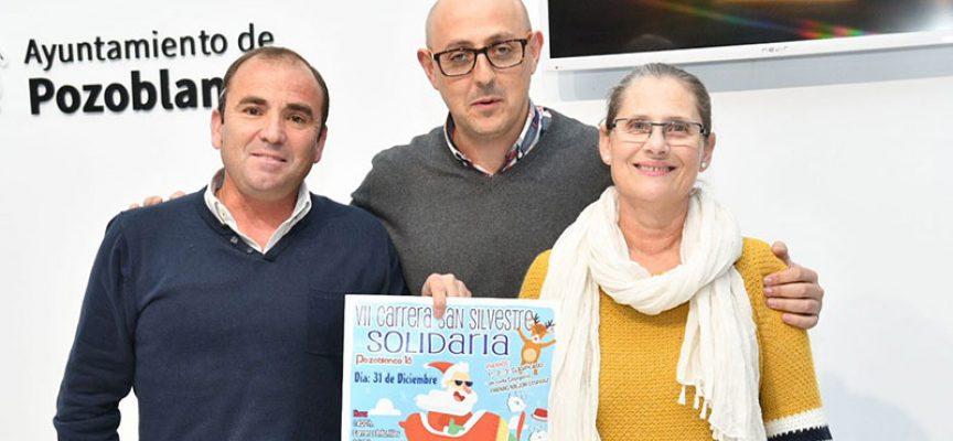 La recaudación de la San Silvestre de Pozoblanco irá destinada a la Asociación San Vicente de Paul