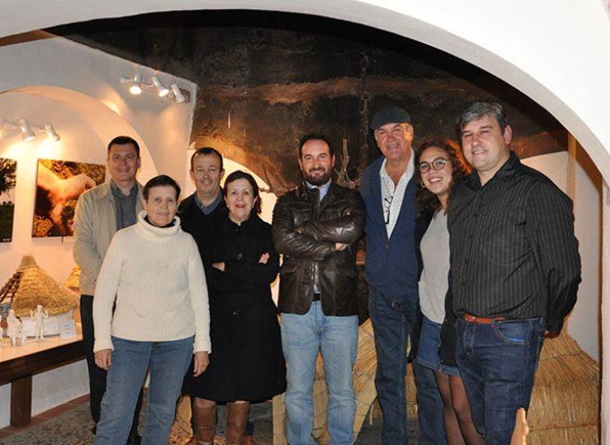 Ya se puede visitar la exposición 'Trashumantes. Guardianes de la biodiversidad' en Villaralto