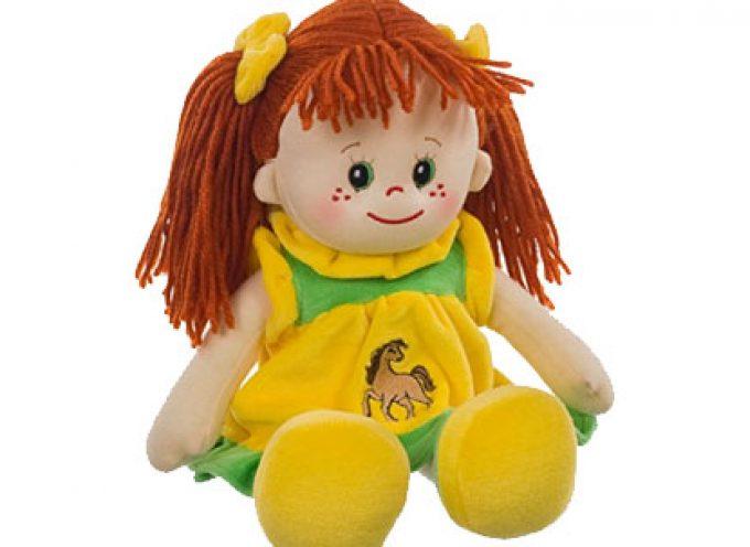 Estas fiestas, muñecas pelirrojas para todos en Añora