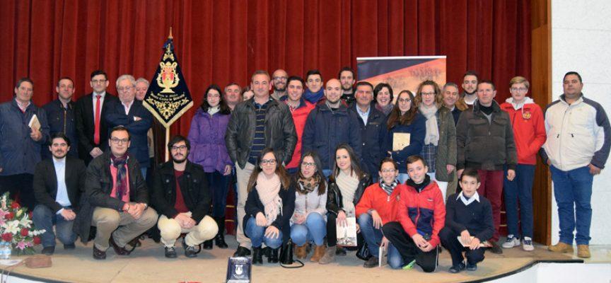 Emotivo primer acto de celebración del centenario de la banda de música de Pedroche