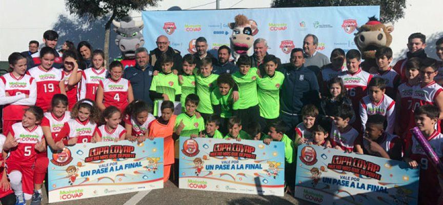 Buen arranque de la Copa COVAP en Pozoblanco