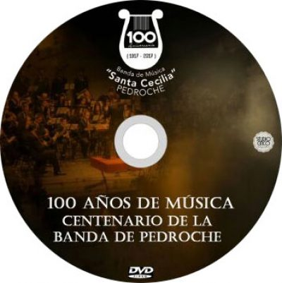 DVD 100 años de música
