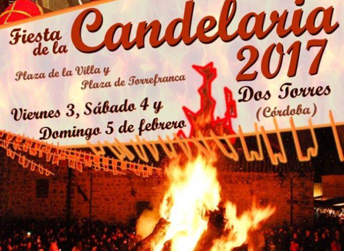 Anotamos en la agenda la Fiesta de la Candelaria de Dos Torres