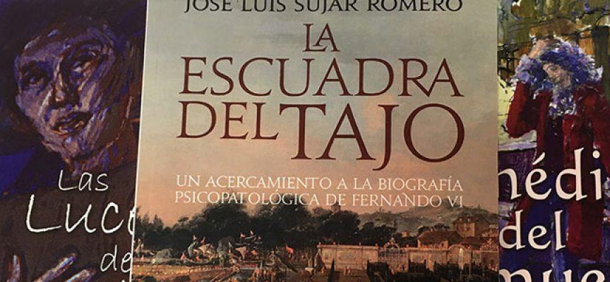 Añadimos tres libros de José Luis Sújar Romero a nuestra librería