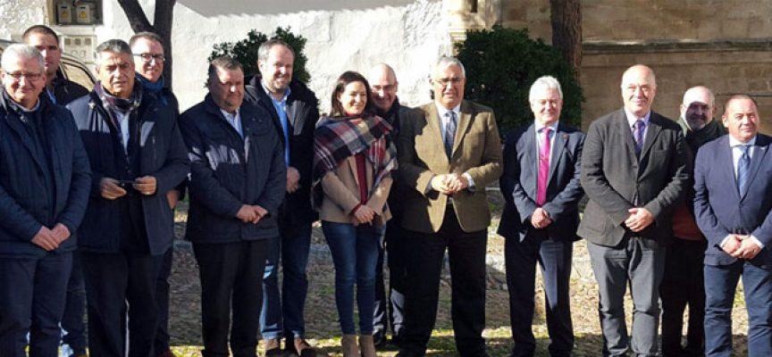 La Consejería de Economía impulsa un proyecto piloto para el desarrollo de Los Pedroches