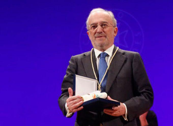 Santiago Muñoz Machado recibe el Premio Averroes
