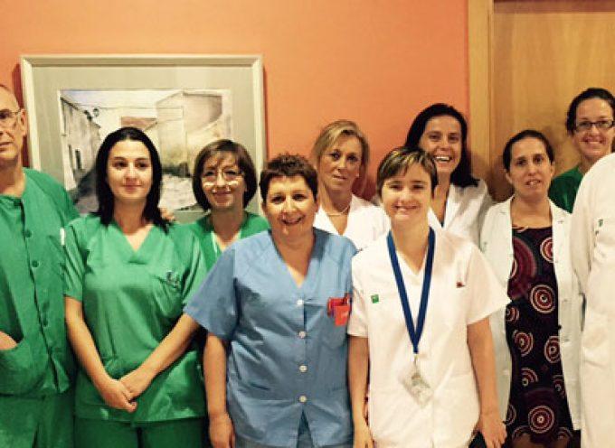 La UGC de Aparato Locomotor del Área Sanitaria Norte de Córdoba recibe el distintivo Manos Seguras
