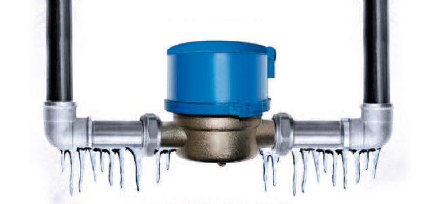 Baja la temperatura, consejos básicos para proteger las instalaciones interiores de agua