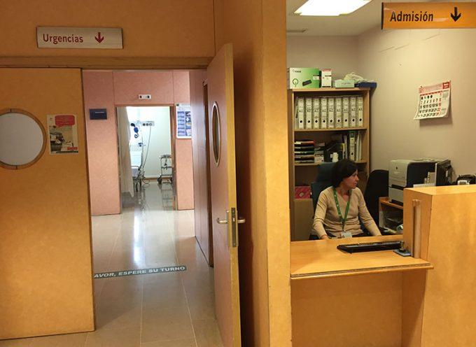 CSIF rechaza el cambio de los turnos de los auxiliares administrativos de Urgencias del Hospital Valle de los Pedroches