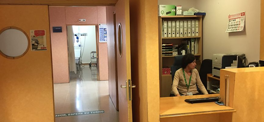 Se publicarán a diario los datos de ocupación del Hospital Valle de los Pedroches