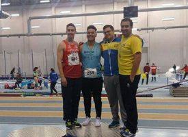 Atletas de Los Pedroches consiguen 5 medallas en Campeonato de Atletismo de Andalucía Sub 20