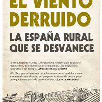 Libro 'El viento derruido', de Alejandro López Andrada