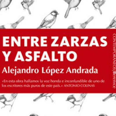 Hablamos con Alejandro López Andrada, autor de un libro candidato al Solienses 2017 [audio]