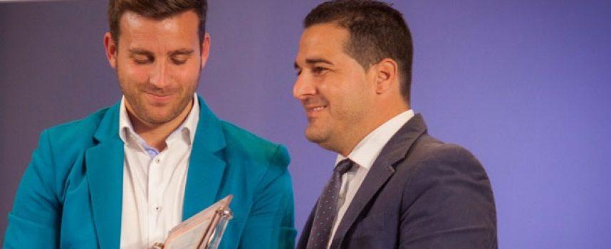 Pablo Lozano distinguido por la Federación de Periodistas Deportivos de Andalucía