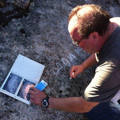 En busca de la piedra escrita [actualizado]