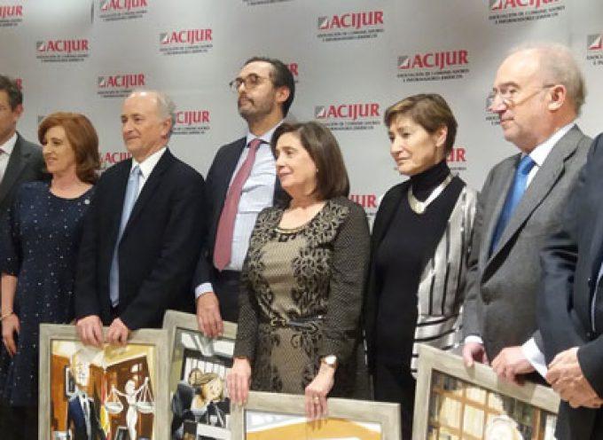 Premio 'Puñetas de Bronce' para el pozoalbense Santiago Muñoz Machado