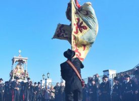 """La Romería de la Virgen de Luna llena la dehesa """"con el ritual de tiempos pasados"""""""