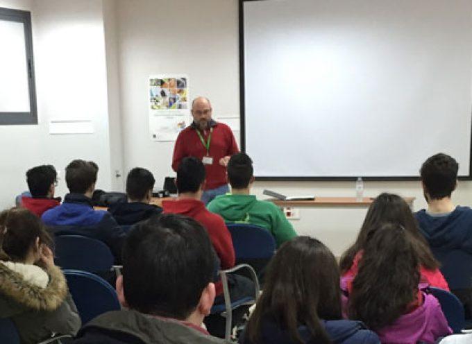 Comienza el Plan de Visitas Escolares al Hospital Valle de los Pedroches