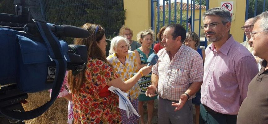 Emiliano Pozuelo exige una 'solución urgente para la depuradora de Pozoblanco'