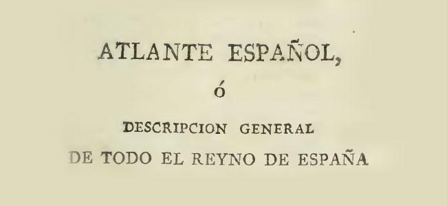 Atlante español