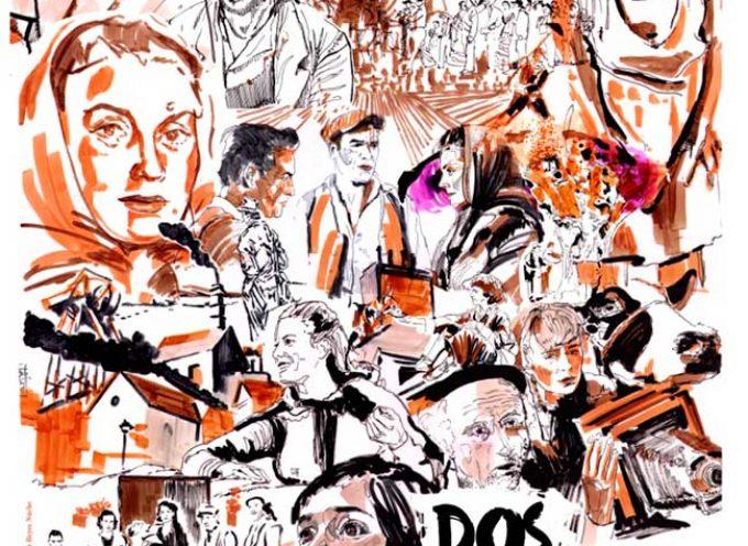 La programación de la XV Muestra de Cine Rural de Dos Torres