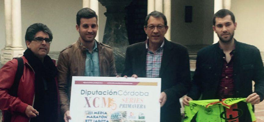 El Circuito Provincial Diputación de Córdoba XCM Series 2017 tendrá sede en Belalcázar y Villanueva de Córdoba