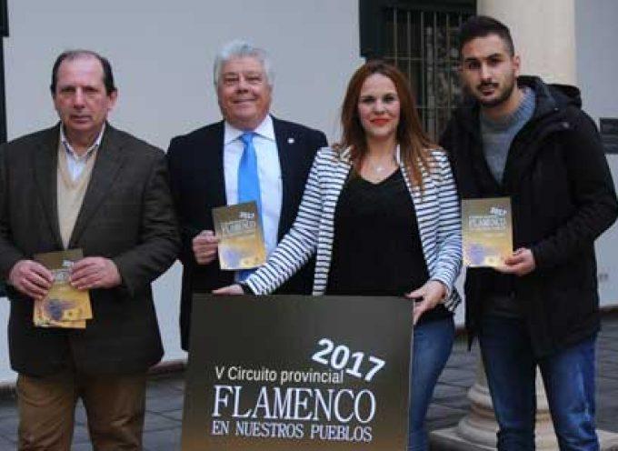 El V Circuito Provincial de Flamenco llega a Pozoblanco