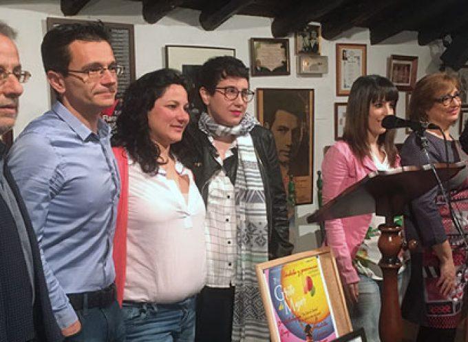 Emocionante noche de poesía y música en Pozoblanco con 'Grito de Mujer' [vídeos]