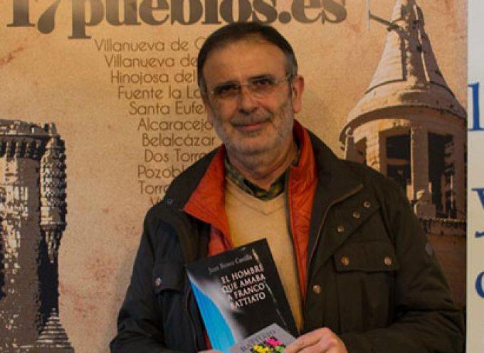 'El hombre que amaba a Franco Battiato' gana el premio Solienses 2017