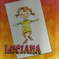 Libro 'Luciana', de Dolores Arroyo López