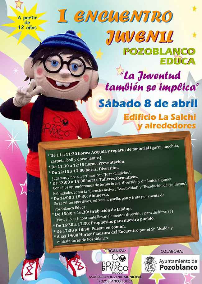 La AJM Pozoblanco Educa celebrará un encuentro