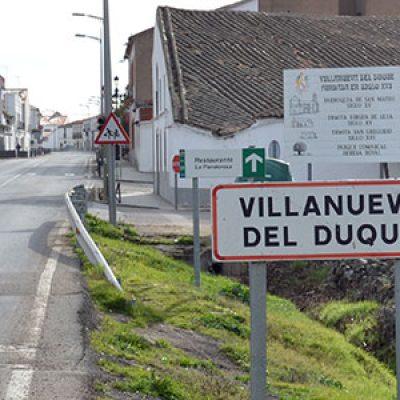 Detenida en Villanueva del Duque una persona como supuesta autora de un hurto de herramientas agrícolas