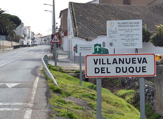 Dado de alta un caso positivo de coranovirus de Villanueva del Duque