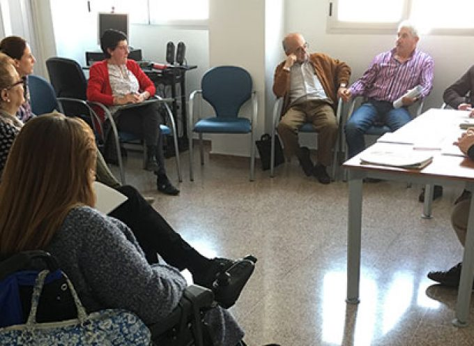 El Área Sanitaria Norte de Córdoba reúne a la Comisión de Participación Ciudadana
