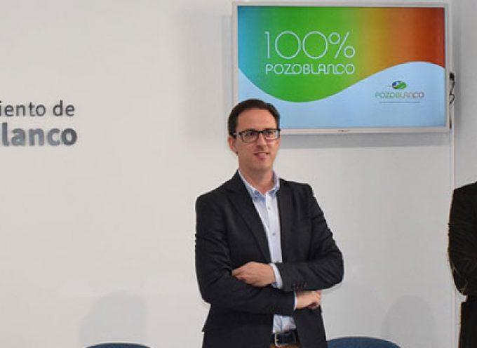 Presentado el programa 100% Pozoblanco con 16.000 euros destinados a premiar el talento y la proyección
