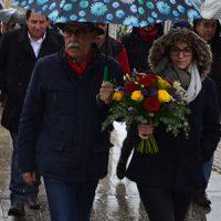 Sí se ha recordado a Florián Andújar García en Torrecampo [vídeo]