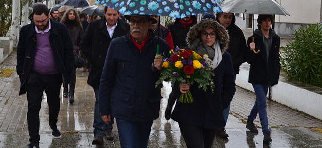 recordado a Florián Andújar García en Torrecampo