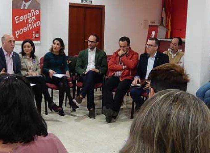El PSOE reúne a la mesa comarcal de Los Pedroches