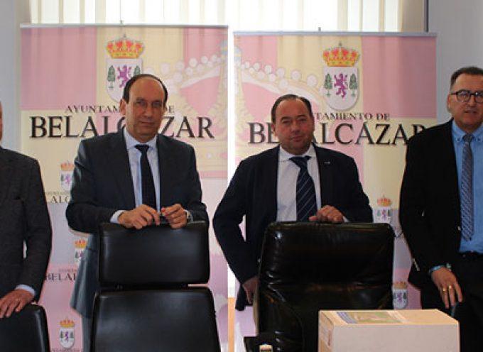 La Consejería de Cultura presenta el proyecto para la recuperación del Castillo de Belalcázar [audio]