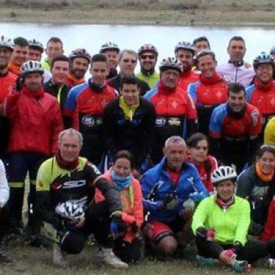 El Club Ciclista La Castana organiza su 8ª 'ruta de la paella'