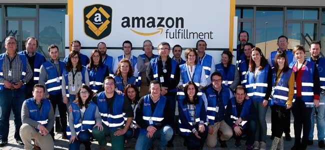 Vecinos de Añora visitan Amazon