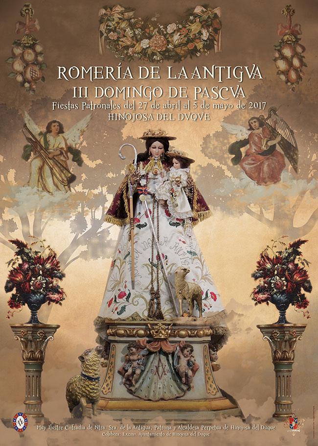 Romería y Fiestas Patronales en honor a la Santísima Virgen de la Antigua 2017