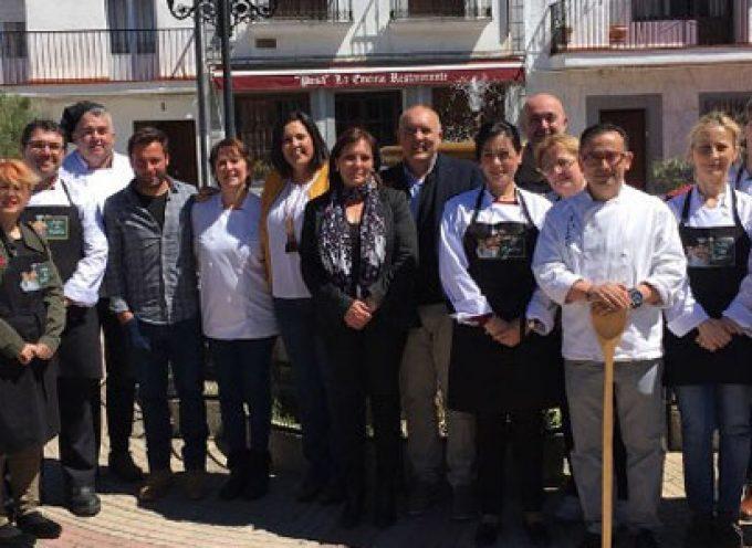 Masterclass de cata para el alumnado del Aula de la Cocina de Fides en Cardeña