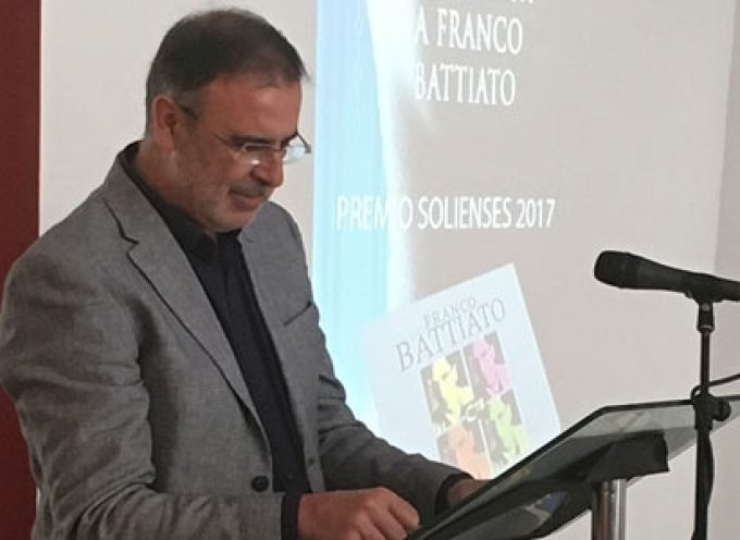 Entregado el Premio Solienses 2017 a Juan Bosco Castilla [vídeos]