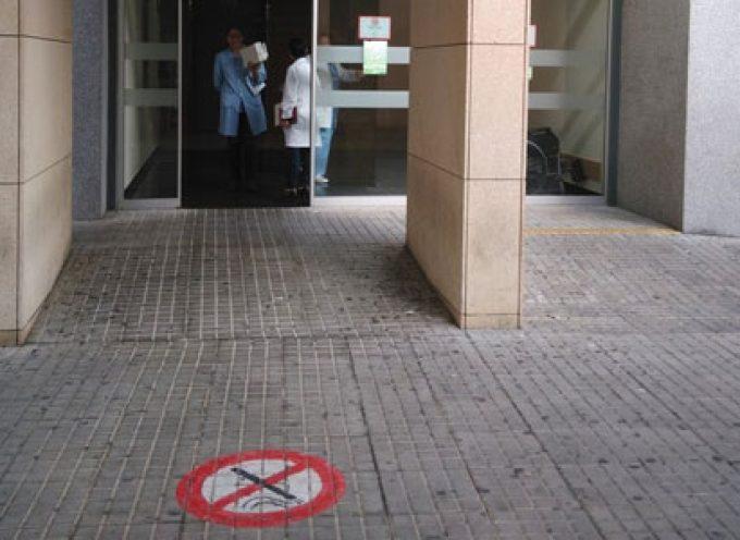 Hospital Valle de los Pedroches, Medalla de Bronce de la Red Andaluza de Servicios Sanitarios y Espacios Libres de Humo
