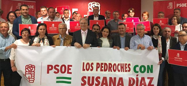 Grupo de Apoyo en el Valle de los Pedroches a la Candidatura de Susana Díaz a la Secretaría General del PSOE