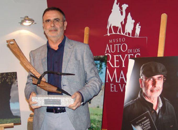 Juan Bosco Castilla reflexiona sobre ficción y realidad en la entrega del Premio Solienses